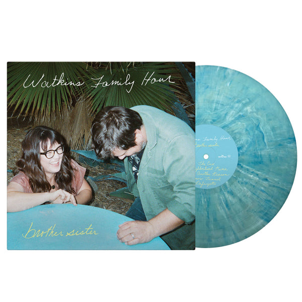 brother sister [BLUE] Vinyl LP