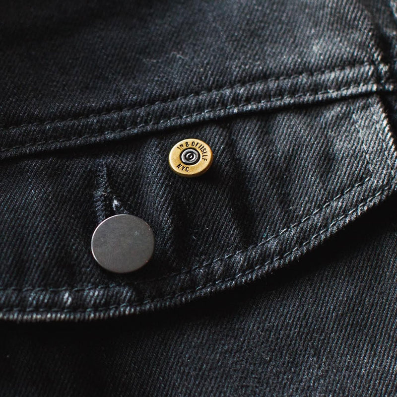 Limited Edition Bullet Pin