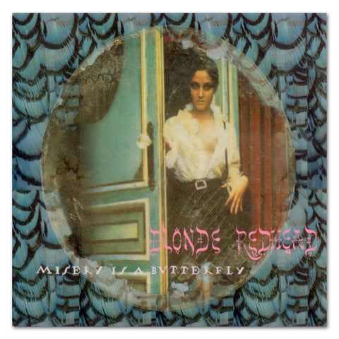 Blonde Redhead Misery is a Butterfly CD