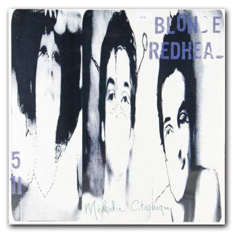 Blonde Redhead Melodie Citronique Vinyl LP