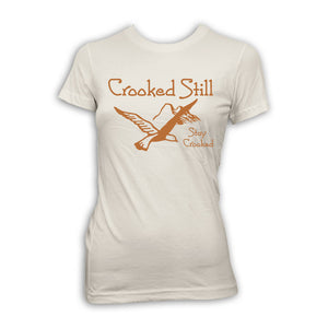 Girl's Crooked Still Tee