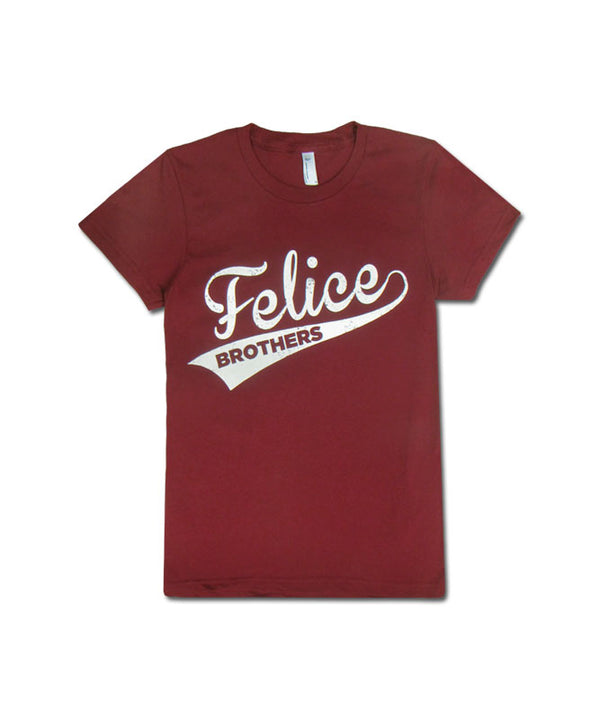The Felice Brothers Girl's Slugger T-shirt