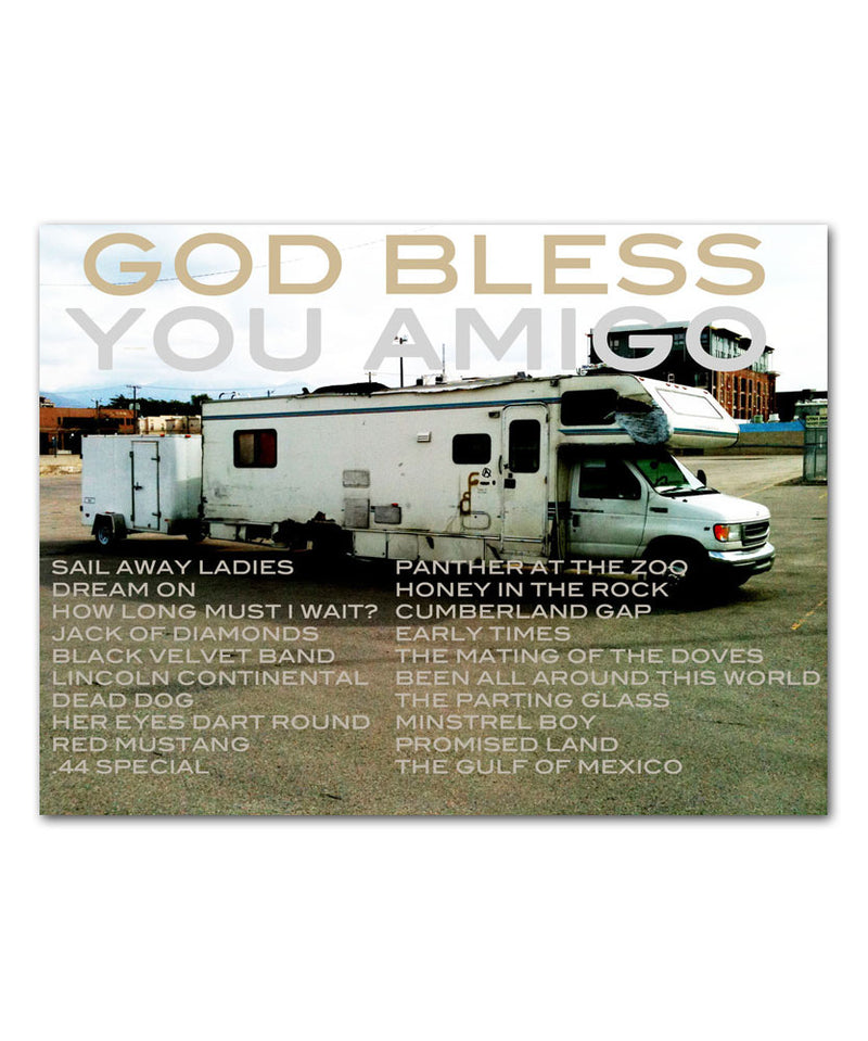 The Felice Brothers God Bless You, Amigo Digital Download