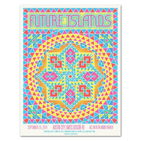 Austin City Limits Poster -- September 25, 2014