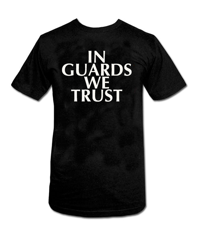 Trust T-shirt on Black