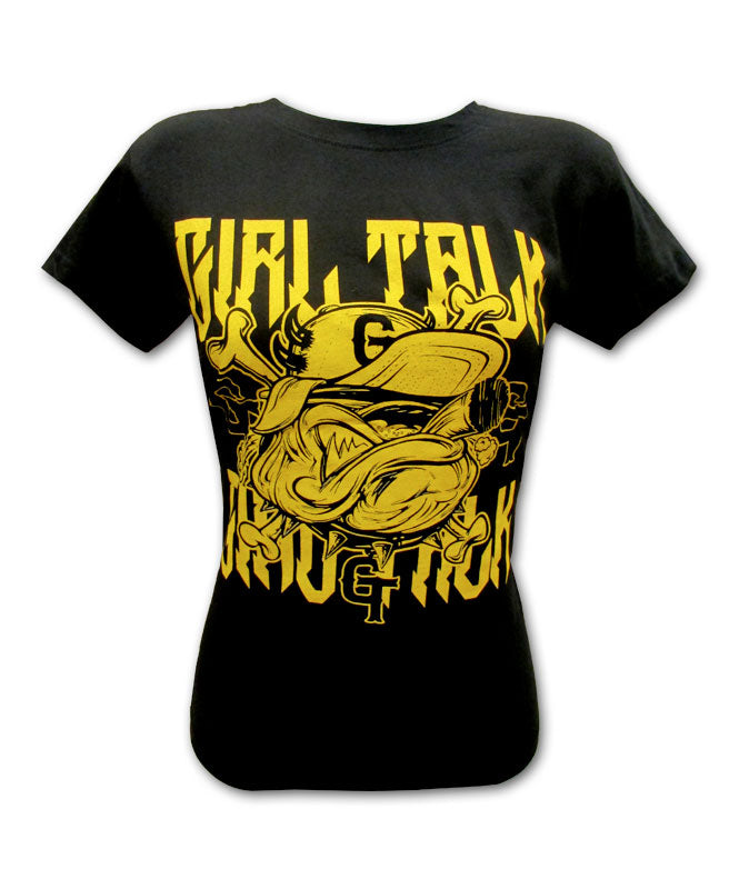 Girl's Bulldog T-shirt