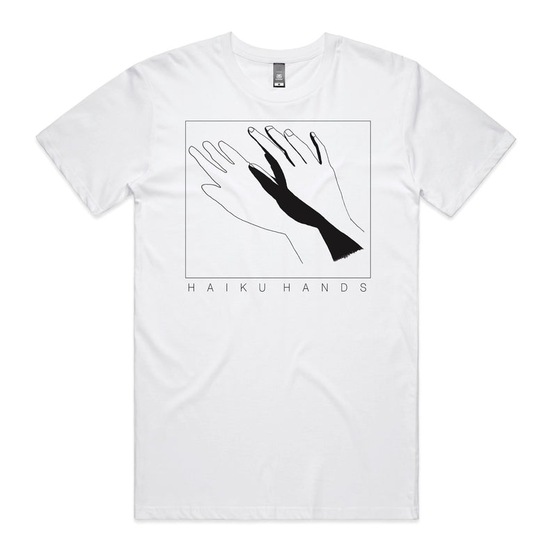 Haiku Hands [WHITE] T-shirt