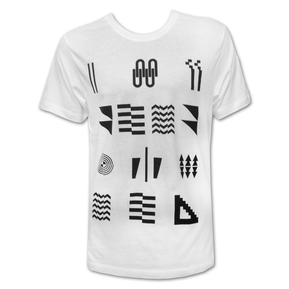 Big Glyphs T-shirt