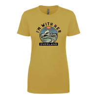 Women's Overland [YELLOW] T-shirt