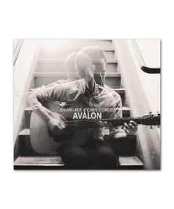 Julian Lage Avalon CD