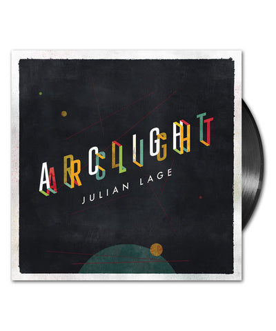 Julian Lage ArcLight Vinyl LP