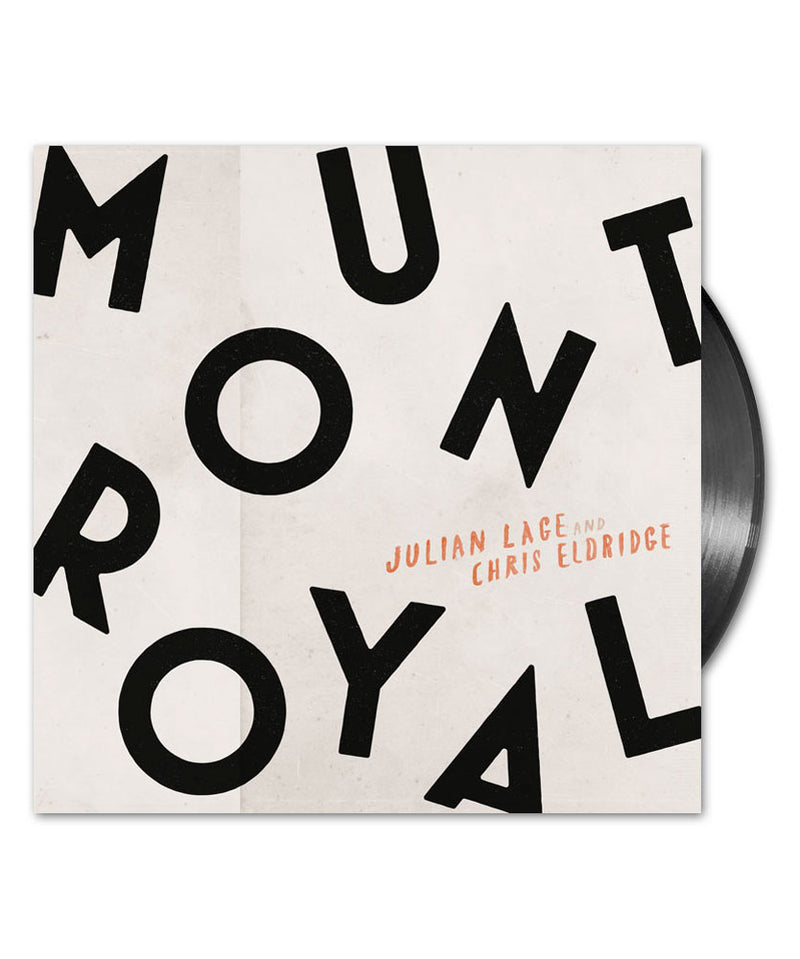 Julian Lage Mount Royal Vinyl LP