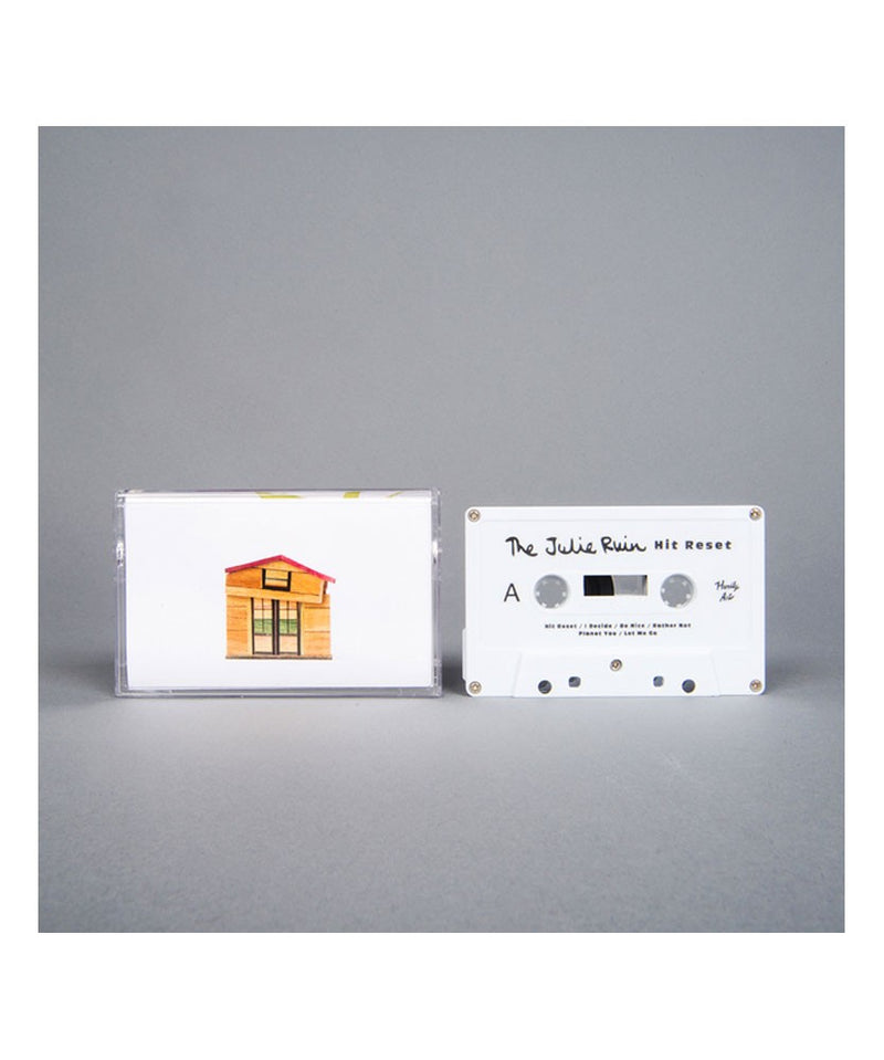 Hit Reset Cassette Tape