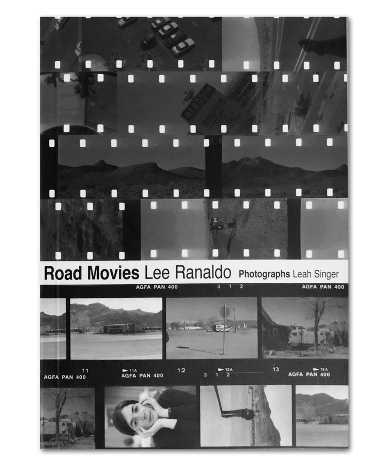 Lee Ranaldo Road Movies Book - Expanded 10th Anniversary Edition