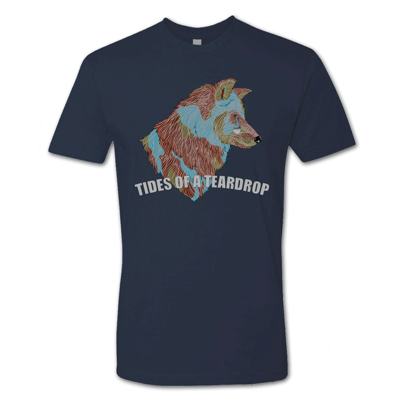 Tides of a Teardrop T-shirt