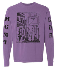 Little Dark Age [VIOLET] L/S T-shirt