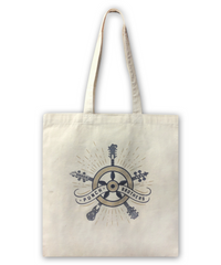 Captain Wheel Tote Bag