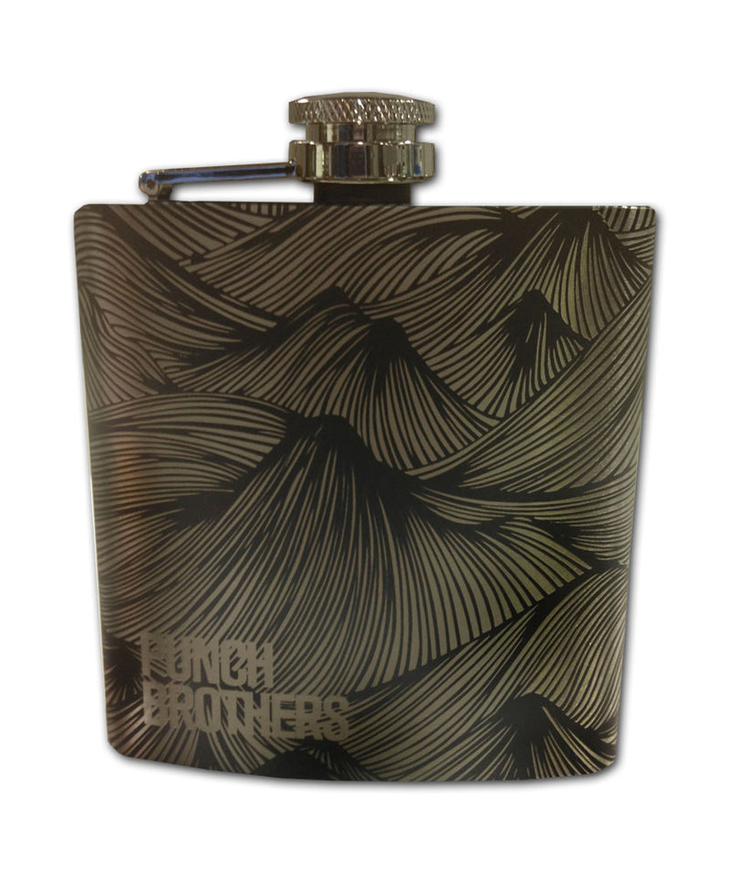 Punch Brothers Wireless Flask