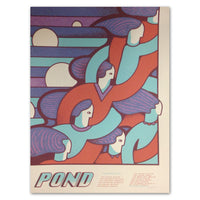 Pond North American Tour 2014 Poster