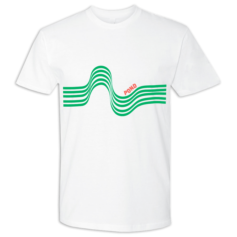 Pond Peppermint Wave T-shirt
