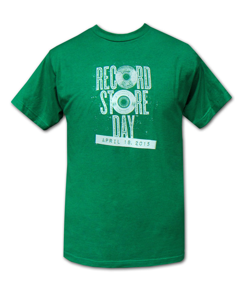 RECORD STORE DAY 2015 T-shirt