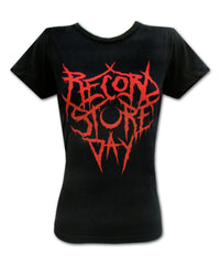 Girl's RECORD STORE DAY \m- SHIRT