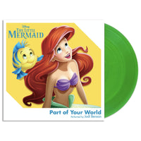 "JODI BENSON ""Part Of Your World"" 3"" RSD3 Single"