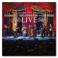 Steep Canyon Rangers Live ft. Edie Brickell Blu-Ray & CD