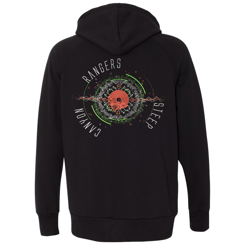 Steep Canyon Rangers Futuristic Record Sweatshirt