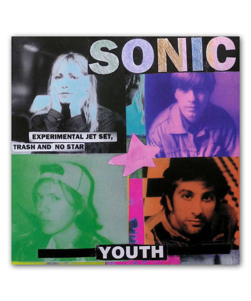 Sonic Youth Experimental Jet Set CD