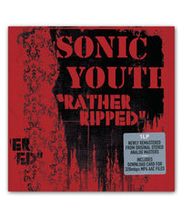 Sonic Youth Rather Ripped REISSUE Vinyl LP