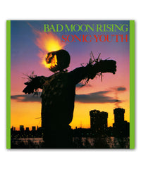 Sonic Youth Bad Moon Rising Vinyl LP