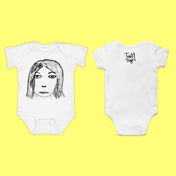 [PREORDER] Kim Gordon Kid's Onesie or T-shirt