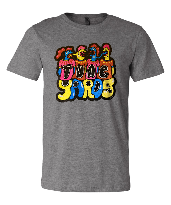 Tuneyards Friends T-shirt