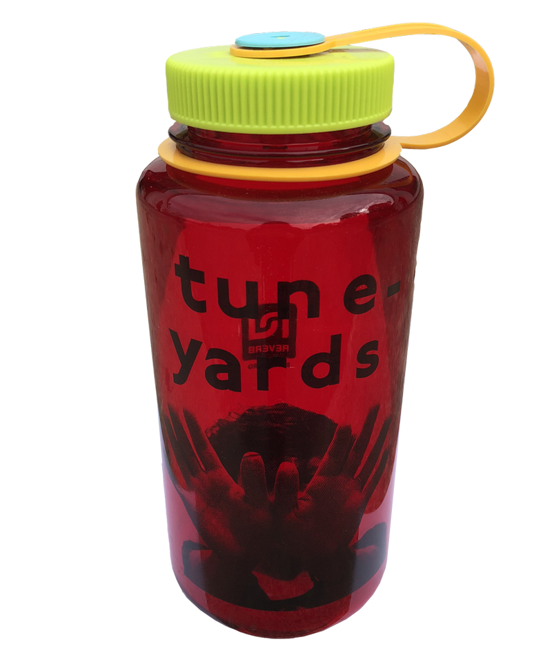 Tuneyards Water Bottle