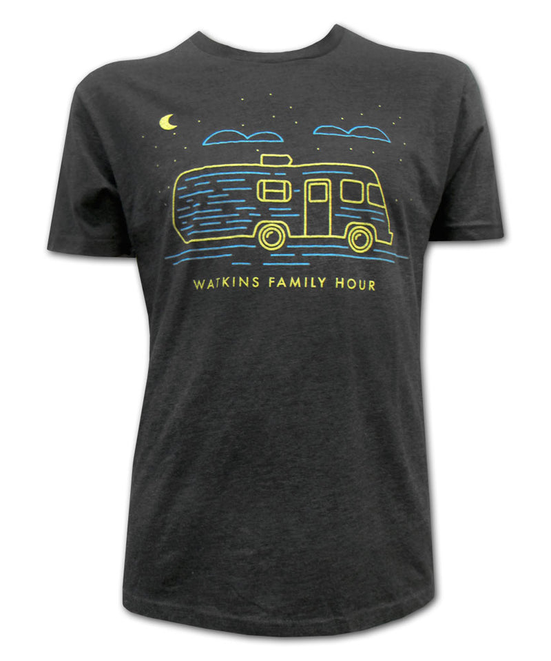 Charcoal Winnebago T-shirt