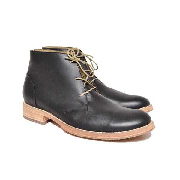 Chukka Boot Black