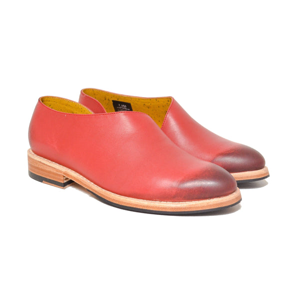 Slipper Dover Red