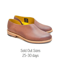 Slipper Dover Mahogany / Sold Out Sizes