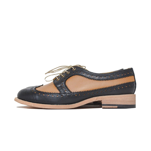 Derby Sheffield Black - Honey
