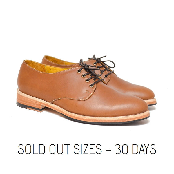 Derby Simple Golden / Sold Out Sizes