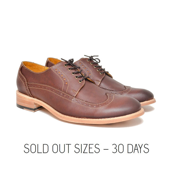Derby Longwing Mahogany / Sold Out