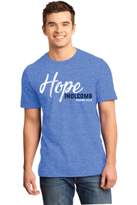 Hope for Holcomb Shirt - Royal Frost