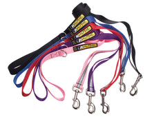 Load image into Gallery viewer, 5' STANDARD WALKING LEASHES (1 & 3/4 INCH)