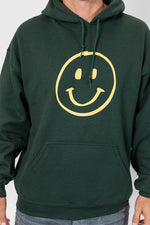 Be Good To Yourself Forest Green Hoodie