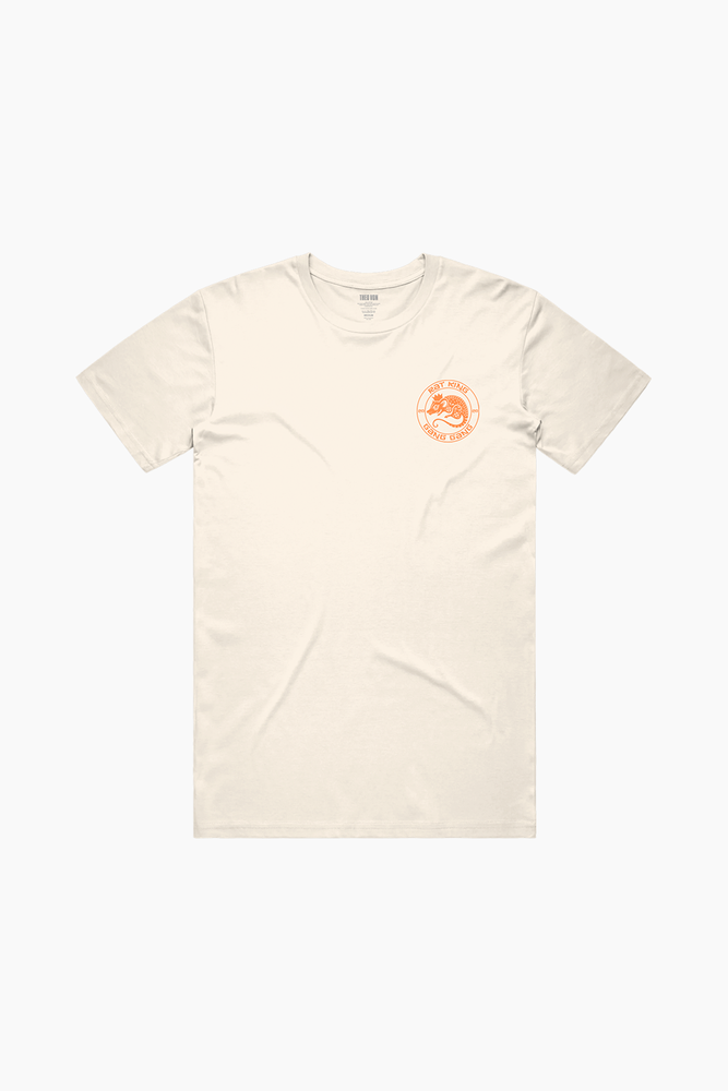 Year Of the Rat King Natural Tee
