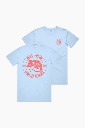 Year Of the Rat King Light Blue Tee