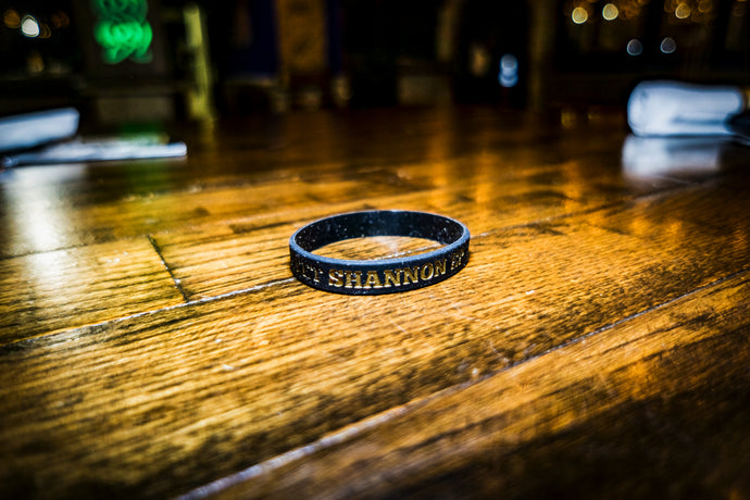 The Sweet Shannon EP Wristband