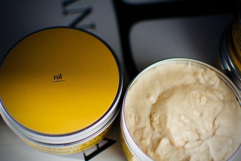 NIL UNSCENTED SHAVING SOAP