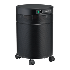 G600 Black Air Purifier Airpura